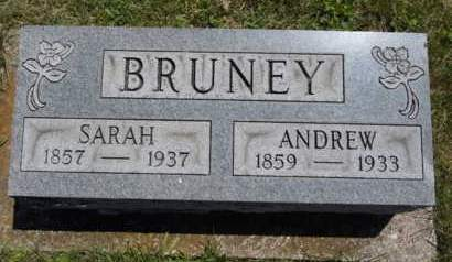 BRUNEY, SARAH - Clark County, Ohio | SARAH BRUNEY - Ohio Gravestone Photos