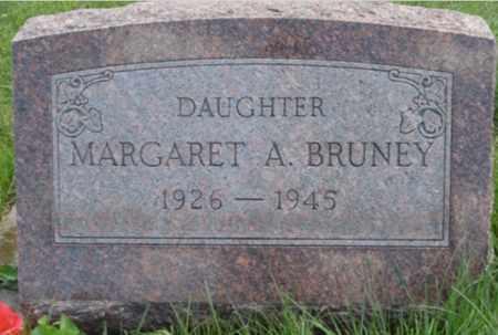 BRUNEY, MARGARET - Clark County, Ohio   MARGARET BRUNEY - Ohio Gravestone Photos