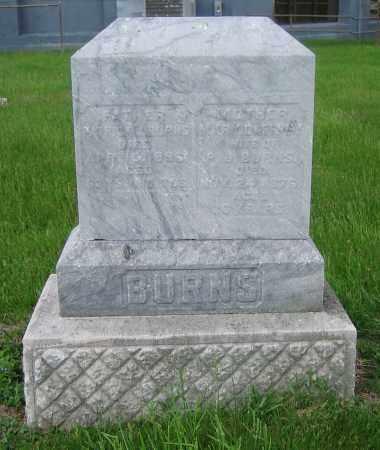 BURNS, PATRICK J. - Clark County, Ohio | PATRICK J. BURNS - Ohio Gravestone Photos