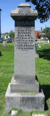 CAVANAUGH, ANTHONY - Clark County, Ohio | ANTHONY CAVANAUGH - Ohio Gravestone Photos