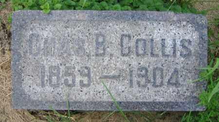 COLLIS, CHAS. B. - Clark County, Ohio | CHAS. B. COLLIS - Ohio Gravestone Photos
