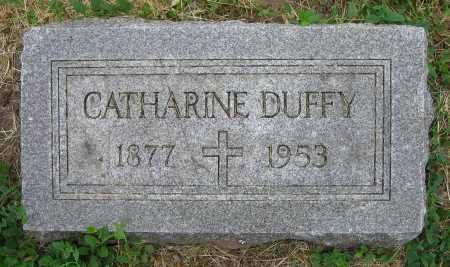 DUFFY, CATHARINE - Clark County, Ohio | CATHARINE DUFFY - Ohio Gravestone Photos