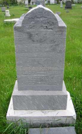 DUNIGAN, 'MOTHER' - Clark County, Ohio   'MOTHER' DUNIGAN - Ohio Gravestone Photos