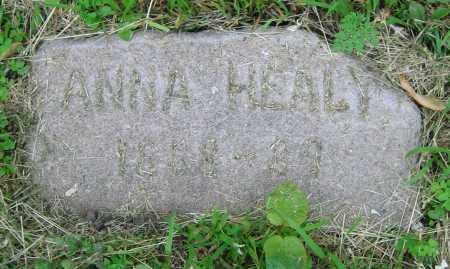 HEALY, ANNA - Clark County, Ohio | ANNA HEALY - Ohio Gravestone Photos