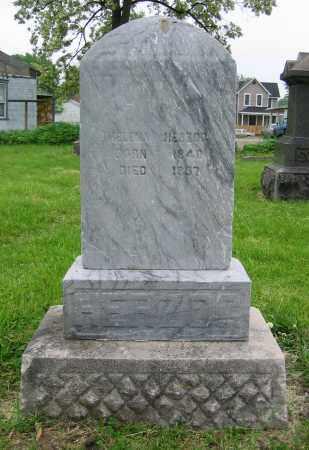 HERZOG, HELENA - Clark County, Ohio   HELENA HERZOG - Ohio Gravestone Photos