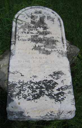 JENNINGS, ALICE - Clark County, Ohio   ALICE JENNINGS - Ohio Gravestone Photos