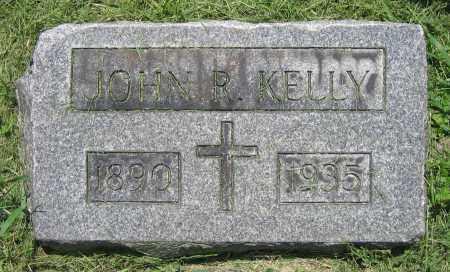 KELLY, JOHN R. - Clark County, Ohio | JOHN R. KELLY - Ohio Gravestone Photos