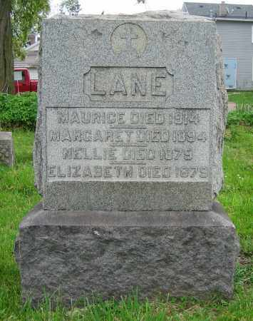 LANE, MARGARET - Clark County, Ohio | MARGARET LANE - Ohio Gravestone Photos
