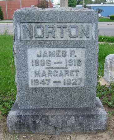 NORTON, MARGARET - Clark County, Ohio | MARGARET NORTON - Ohio Gravestone Photos