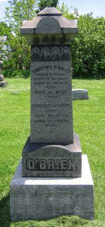 O'BRIEN, TIMOTHY - Clark County, Ohio | TIMOTHY O'BRIEN - Ohio Gravestone Photos