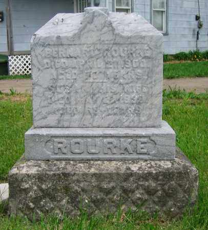 ROURKE, SUSAN - Clark County, Ohio | SUSAN ROURKE - Ohio Gravestone Photos
