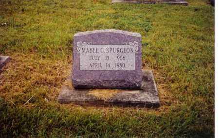 SPURGEON, MABEL C. - Clark County, Ohio | MABEL C. SPURGEON - Ohio Gravestone Photos