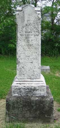 WALSH, PATRICK F. - Clark County, Ohio | PATRICK F. WALSH - Ohio Gravestone Photos