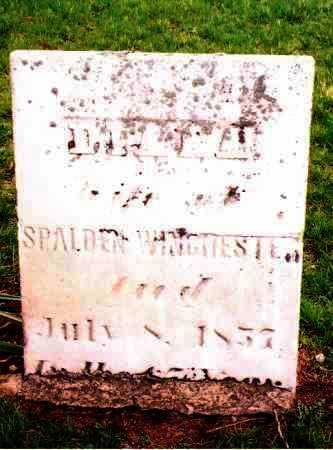 WINCHESTER, DIANA - Clark County, Ohio   DIANA WINCHESTER - Ohio Gravestone Photos