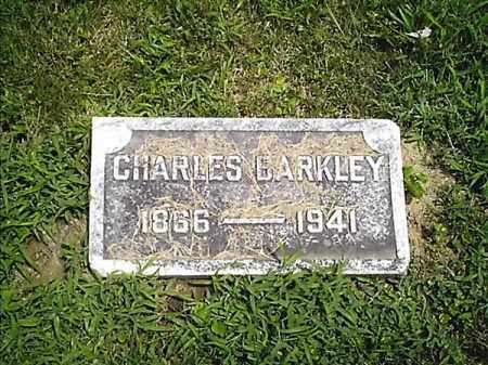 BARKLEY, CHARLES - Clermont County, Ohio   CHARLES BARKLEY - Ohio Gravestone Photos