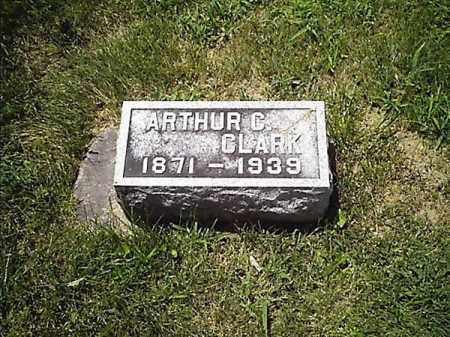 CLARK, ARTHUR  C - Clermont County, Ohio | ARTHUR  C CLARK - Ohio Gravestone Photos