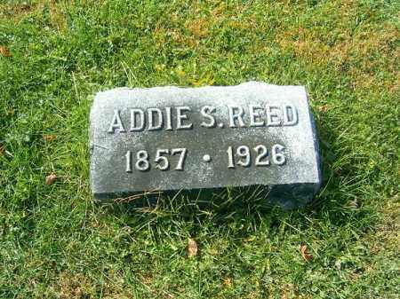 REED, ADDIE   S - Clermont County, Ohio | ADDIE   S REED - Ohio Gravestone Photos