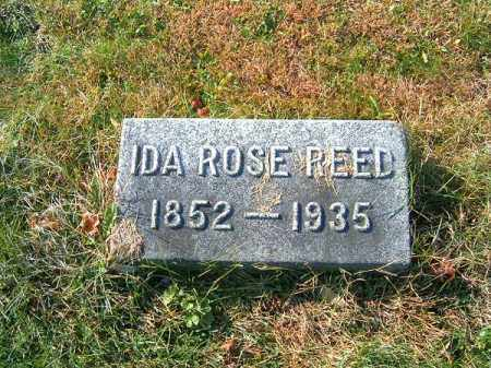 REED, IDA  ROSE - Clermont County, Ohio | IDA  ROSE REED - Ohio Gravestone Photos