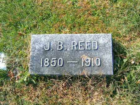 REED, J   B - Clermont County, Ohio | J   B REED - Ohio Gravestone Photos