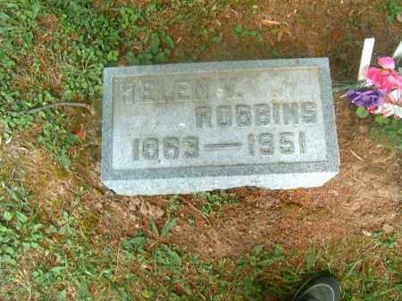 ROBBINS, HELEN  V - Clermont County, Ohio | HELEN  V ROBBINS - Ohio Gravestone Photos