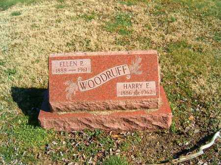 WOODRUFF, ELLEN  P - Clermont County, Ohio | ELLEN  P WOODRUFF - Ohio Gravestone Photos
