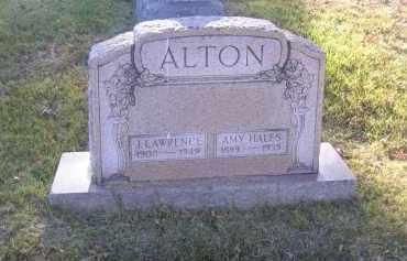 ALTON, AMY HALES - Columbiana County, Ohio | AMY HALES ALTON - Ohio Gravestone Photos