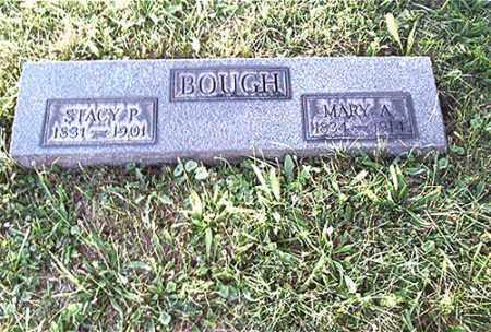 BOUGH, STACEY P - Columbiana County, Ohio | STACEY P BOUGH - Ohio Gravestone Photos