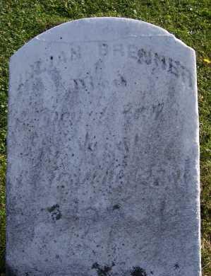 BRENNER, JULIANA - Columbiana County, Ohio | JULIANA BRENNER - Ohio Gravestone Photos
