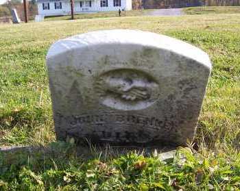 BRENNER, JOHN - Columbiana County, Ohio | JOHN BRENNER - Ohio Gravestone Photos