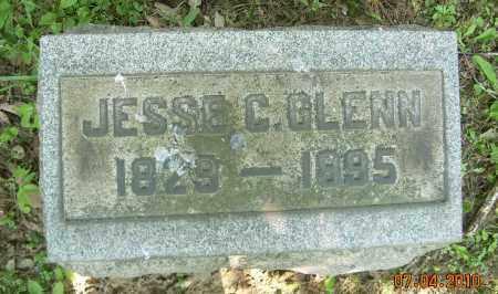 GLENN, JESSE C - Columbiana County, Ohio | JESSE C GLENN - Ohio Gravestone Photos
