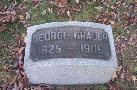GRADER, GEORGE - Columbiana County, Ohio   GEORGE GRADER - Ohio Gravestone Photos