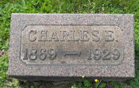HAYES, CHARLES E - Columbiana County, Ohio | CHARLES E HAYES - Ohio Gravestone Photos