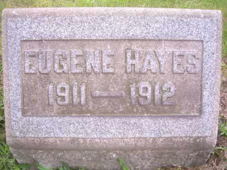 HAYES, EUGENE E - Columbiana County, Ohio | EUGENE E HAYES - Ohio Gravestone Photos