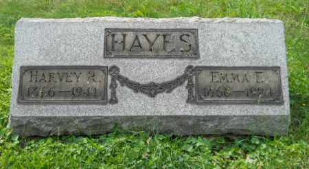 HAYES, EMMA - Columbiana County, Ohio | EMMA HAYES - Ohio Gravestone Photos