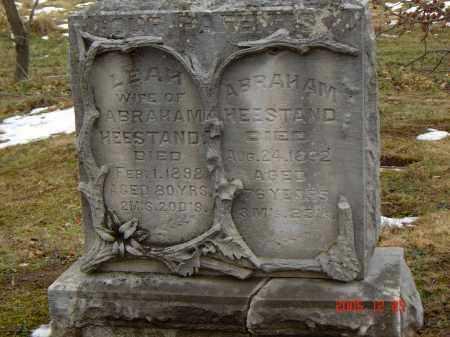 HEESTAND, ABRAHAM - Columbiana County, Ohio | ABRAHAM HEESTAND - Ohio Gravestone Photos