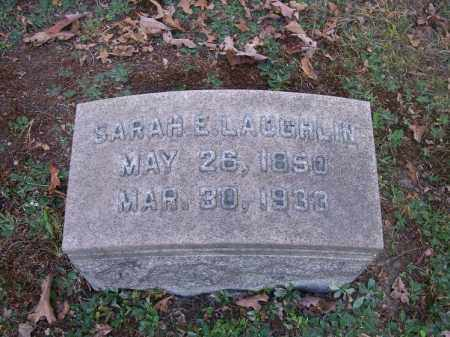 LAUGHLIN, SARAH E. - Columbiana County, Ohio   SARAH E. LAUGHLIN - Ohio Gravestone Photos