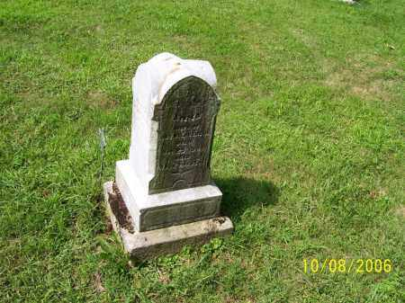 MCLAUGHLIN, ANNA - Columbiana County, Ohio | ANNA MCLAUGHLIN - Ohio Gravestone Photos