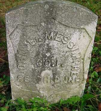 MESSIMORE, JOHN B - Columbiana County, Ohio | JOHN B MESSIMORE - Ohio Gravestone Photos