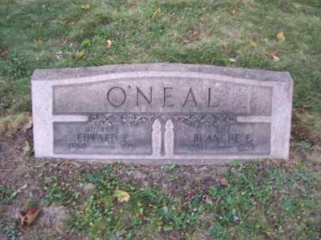 O'NEAL, BLANCHE E. - Columbiana County, Ohio | BLANCHE E. O'NEAL - Ohio Gravestone Photos