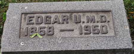 MARQUAND, EDGAR U. - Coshocton County, Ohio | EDGAR U. MARQUAND - Ohio Gravestone Photos