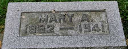 GIFFIN MARQUAND, MARY AMANDA - Coshocton County, Ohio | MARY AMANDA GIFFIN MARQUAND - Ohio Gravestone Photos