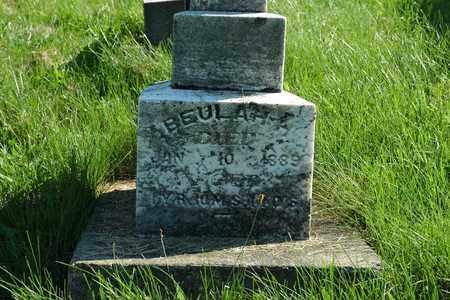 MIZER, BEULAH HELEN - Coshocton County, Ohio   BEULAH HELEN MIZER - Ohio Gravestone Photos