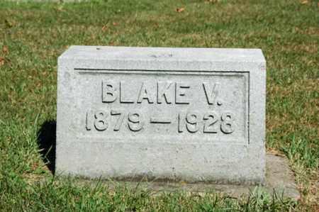 MIZER, BLAKE V. - Coshocton County, Ohio   BLAKE V. MIZER - Ohio Gravestone Photos