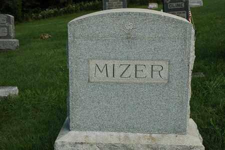 MIZER, CLAUDE R. - Coshocton County, Ohio | CLAUDE R. MIZER - Ohio Gravestone Photos