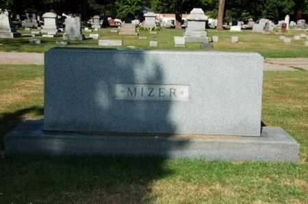 MIZER, FOREST OTIS - Coshocton County, Ohio | FOREST OTIS MIZER - Ohio Gravestone Photos