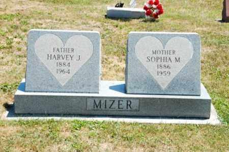 KIRCH MIZER, SOPHIA M. - Coshocton County, Ohio | SOPHIA M. KIRCH MIZER - Ohio Gravestone Photos