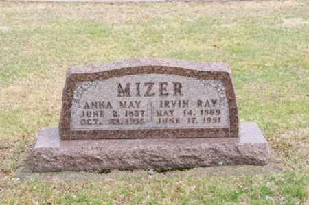 MIZER, IRVIN RAY - Coshocton County, Ohio | IRVIN RAY MIZER - Ohio Gravestone Photos