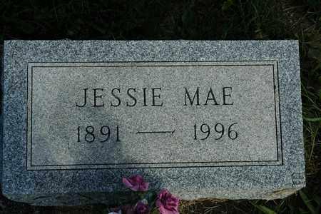 MIZER, JESSIE MAE - Coshocton County, Ohio   JESSIE MAE MIZER - Ohio Gravestone Photos