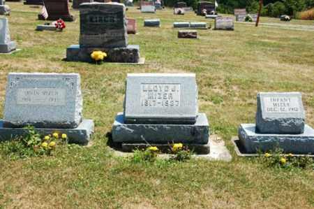 MIZER, LLOYD J. - Coshocton County, Ohio   LLOYD J. MIZER - Ohio Gravestone Photos