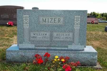 MIZER, BEULAH - Coshocton County, Ohio | BEULAH MIZER - Ohio Gravestone Photos